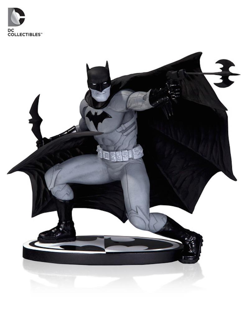 Batman Black and White Francis Manapul