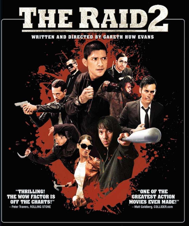 The Raid 2 cover