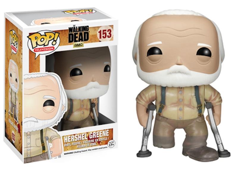 The Walking Dead Series 5 Funko POP 153 Hersel Greene