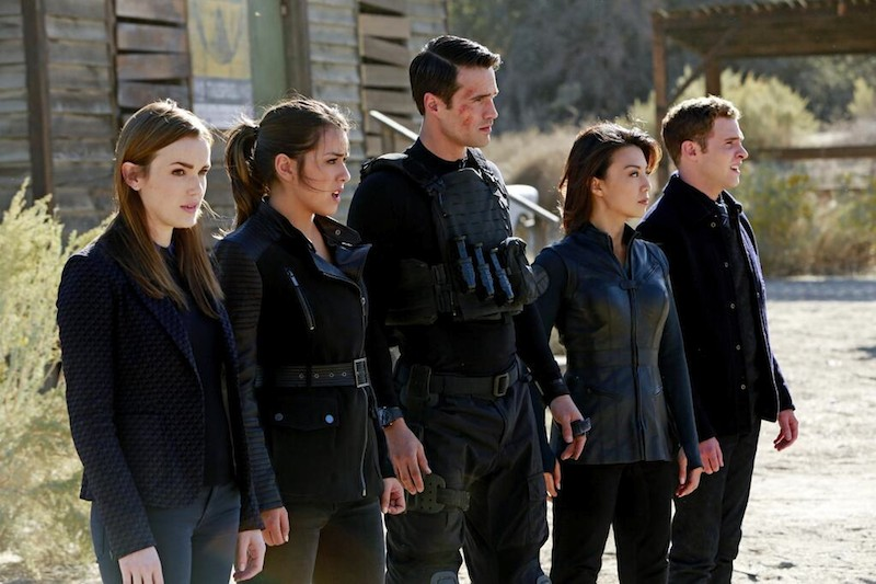Agents Of S.H.I.E.L.D The Complete First Season group