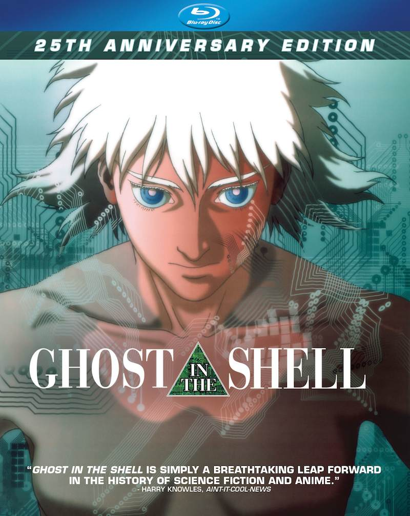 In The End, The Ghost In The Shell 25th Anniversary Edition Bluray  Should've Been A Lot Better Than This It Should've Had The Extras That The  €�25th