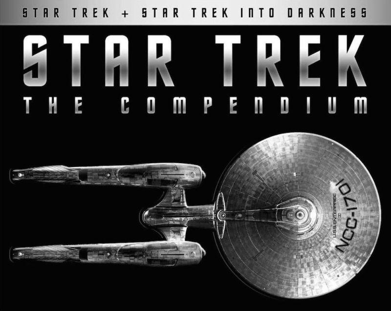 Star Trek The Compendium cover