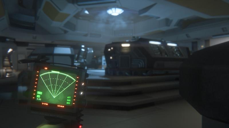 Alien Isolation 01