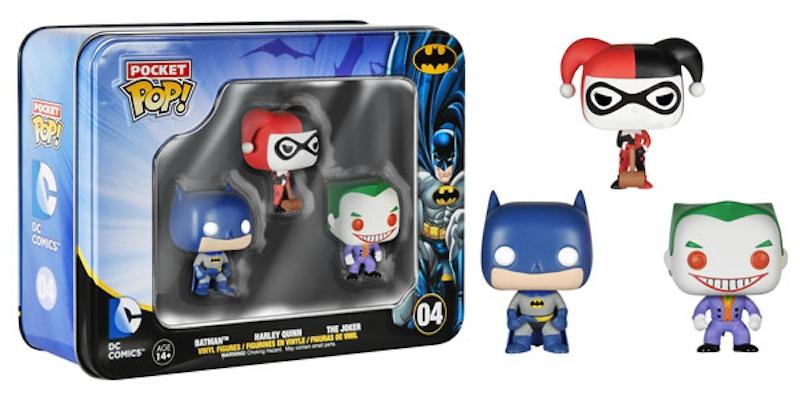 Funko Pocket Pop 04 Batman