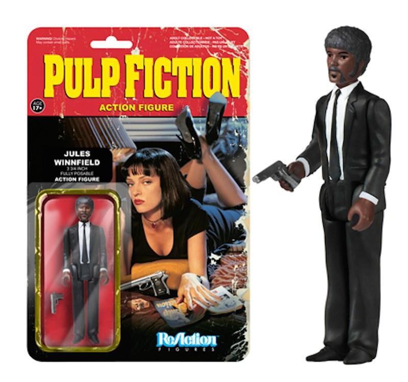 Funko Pulp Fiction ReAction Jules Winnfield