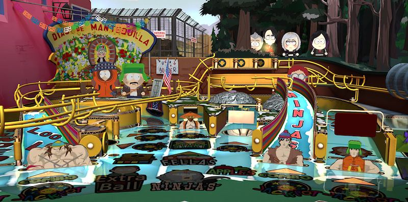 South Park Pinball 04 Butters