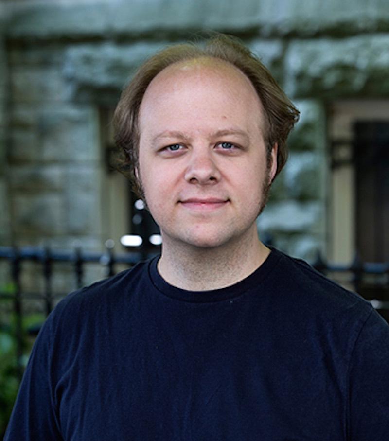 Timothy Johnson Carrier author