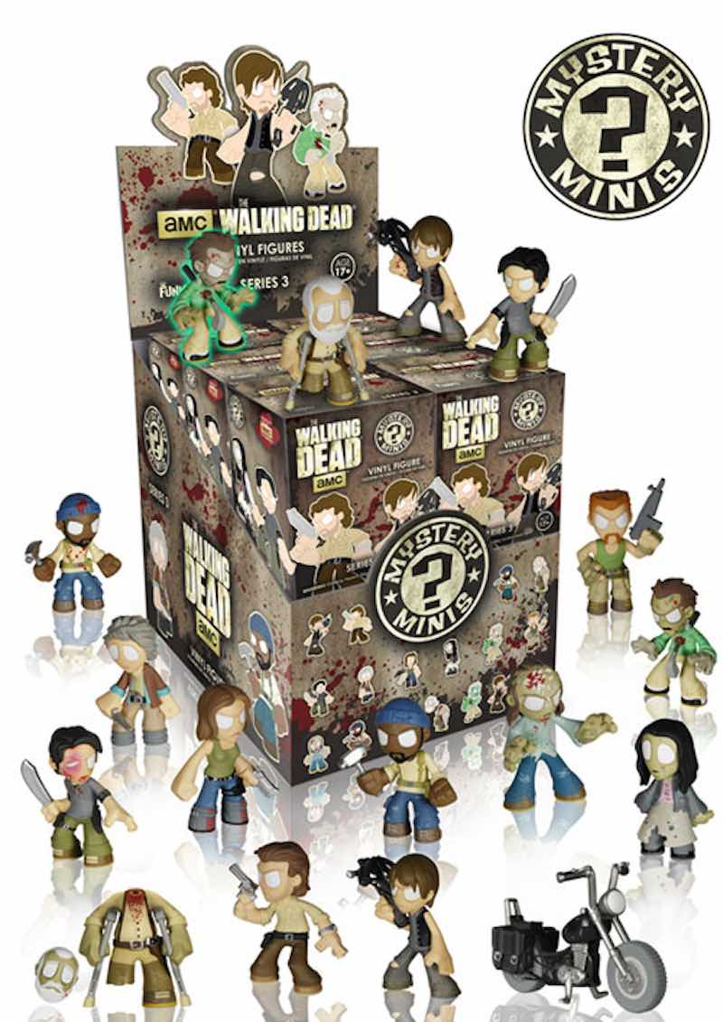 Funko Series 3 The Walking Dead Mystery Minis 02