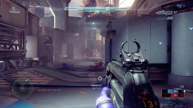 Halo 5 Guardians beta empire