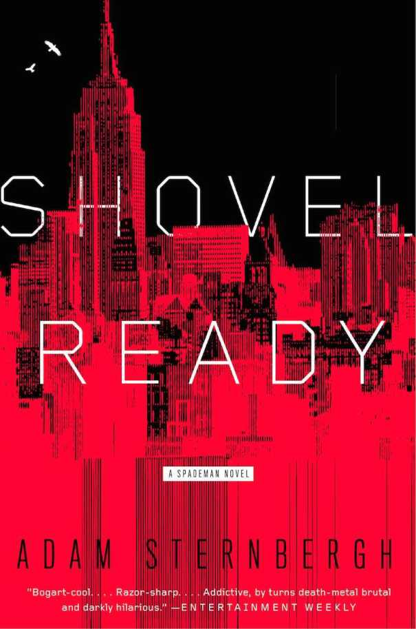Adam Sternbergh Shovel Ready Near Enemy SR cover