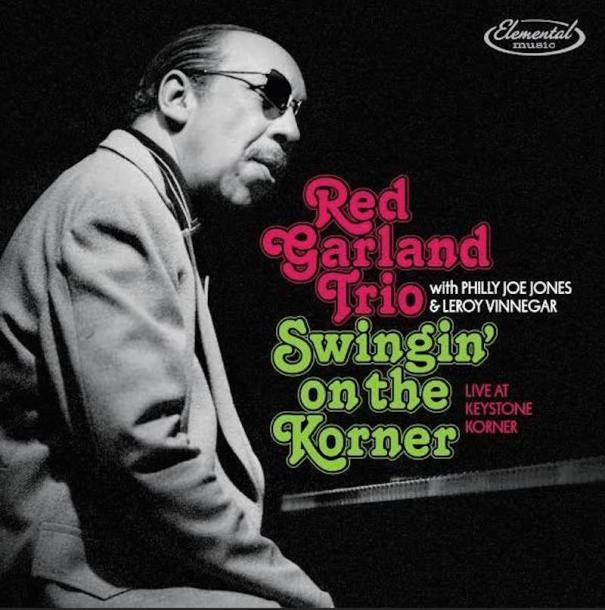 Red Garland Trio Swinin On The Korner cover