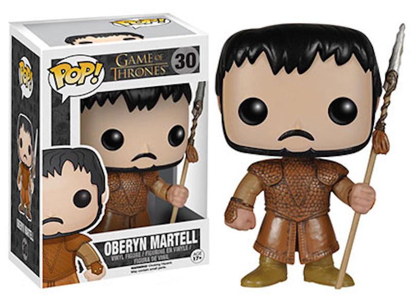 Funko Game Of Thrones 30 Oberyn Martell