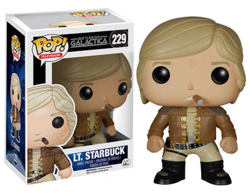 Funko Battlestar Galactica 229 Lt. Starbuck