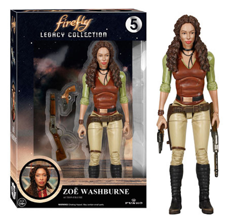 Funko Firefly Legacy Collection 5 Zoe Washburne