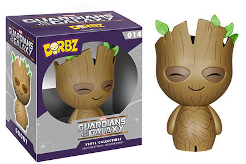 Funko Guardians Of The Galaxy Dorbz 014 Groot copy