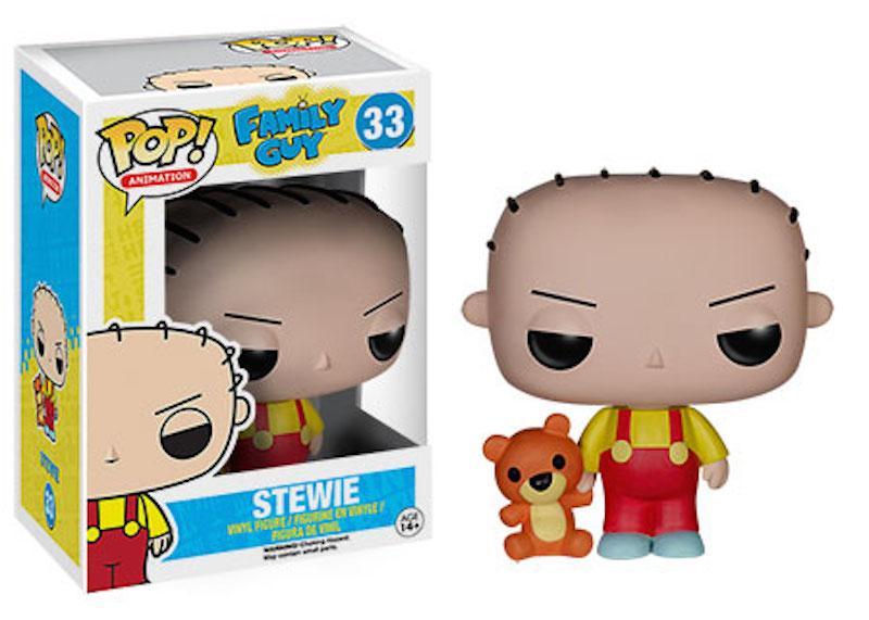 Funko Family Guy POP 33 Stewie