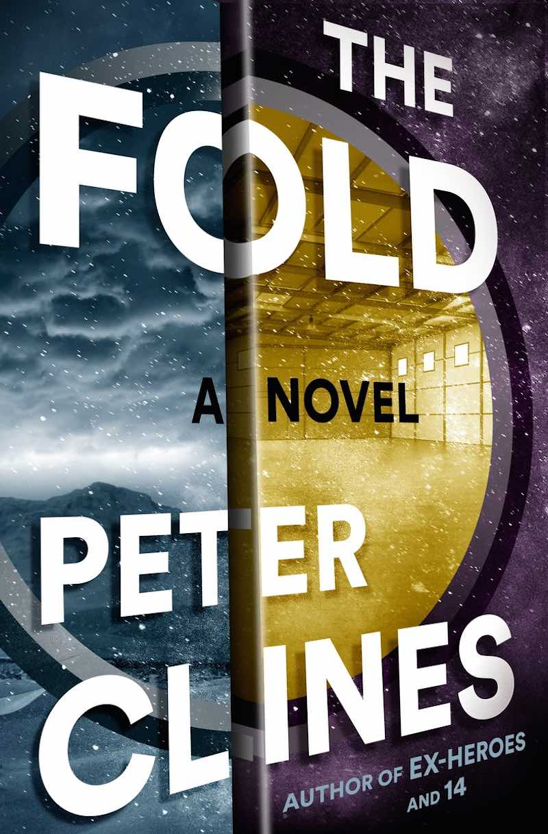 Peter Clines The Fold cover