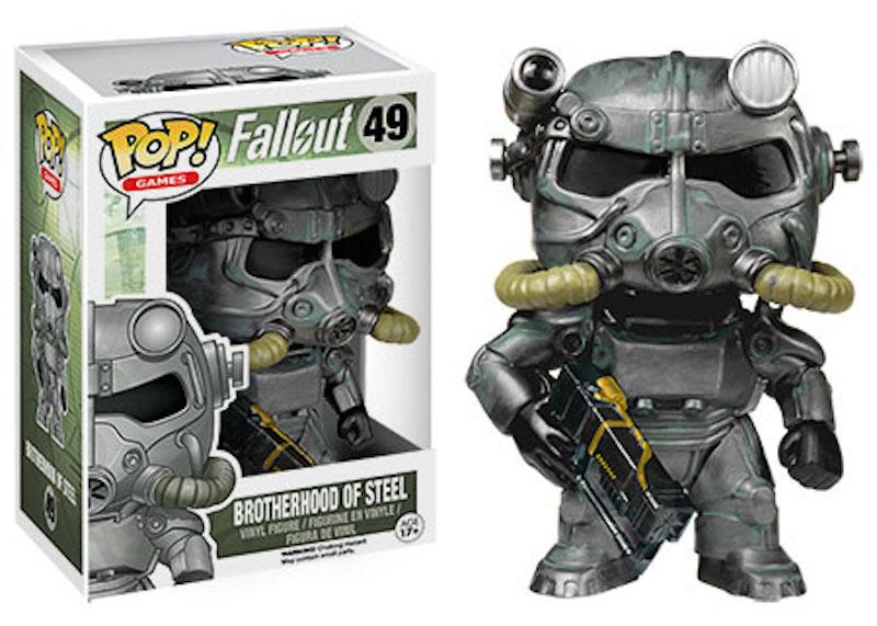 Funko Fallout 49 Brotherhood Of Steel