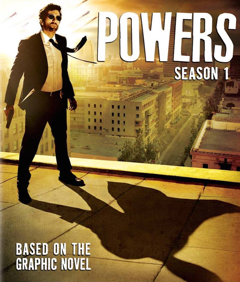 Powers Season 1 cover