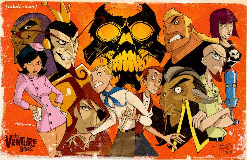05 7 More Tables I'd Like To See For Pinball FX 2 Zen Pinball 2 The Venture Brothers