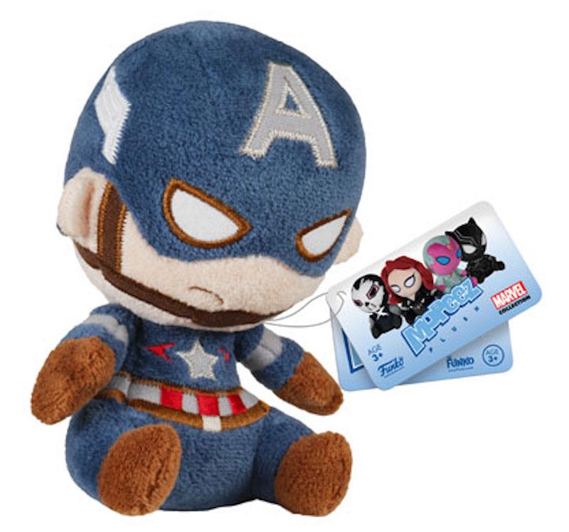Funko Mopeez Captain America Civil War Captain America