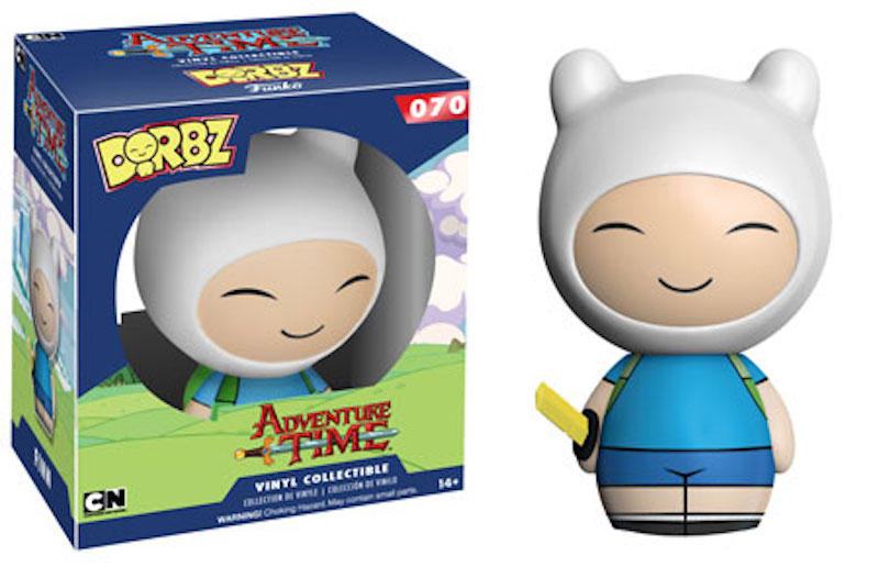 Funko Dorbz Adventure Time 070 Finn