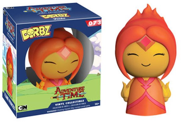 Funko Dorbz Adventure Time 073 The Flame Princess