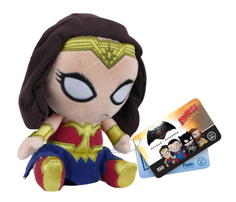 Funko Mopeez Batman V Superman Dawn Of Justice Wonder Woman
