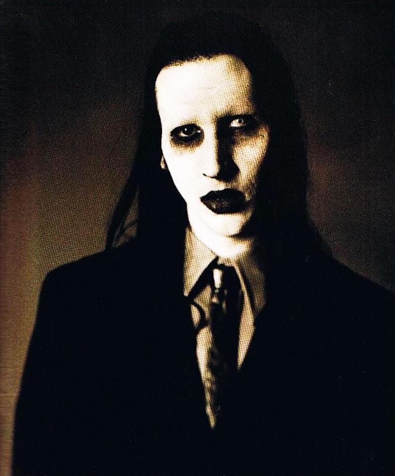 Marilyn Manson 1996 01