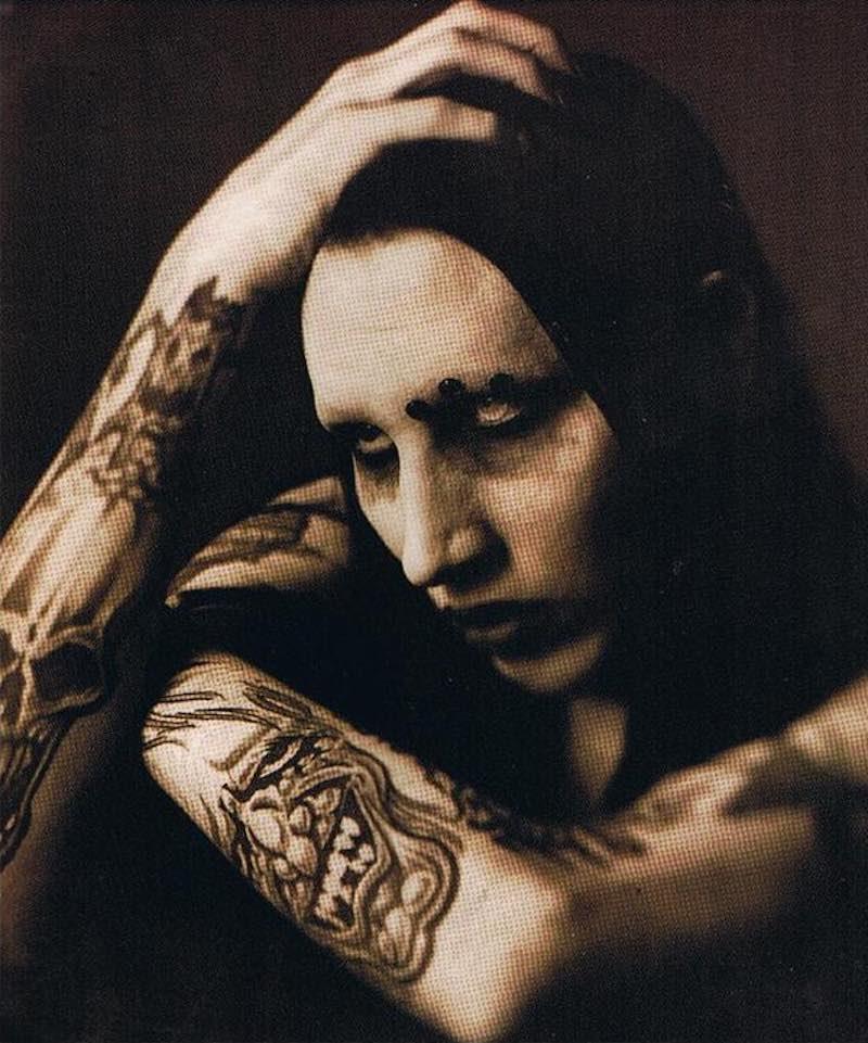 Marilyn Manson 1996 02