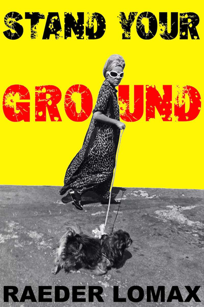Raeder Lomax Stand Your Ground cover