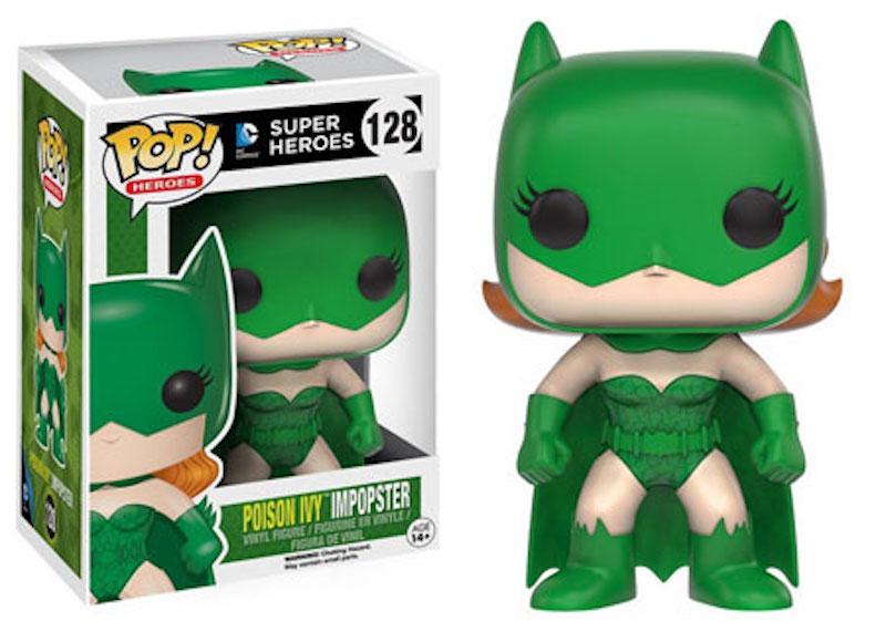 Funko Impopster DC Comics 128 Poison Ivy Batgirl