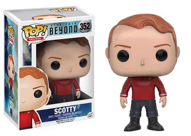 Funko POP! Star Trek Beyond 352 Scotty
