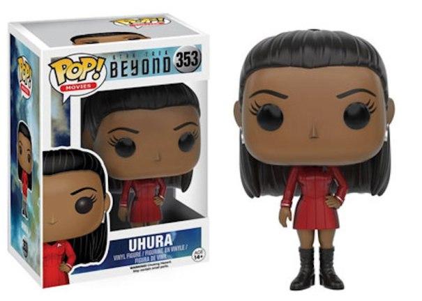 Funko POP! Star Trek Beyond 353 Uhura