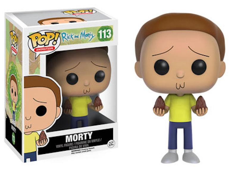 Funko Rick And Morty 113 Morty