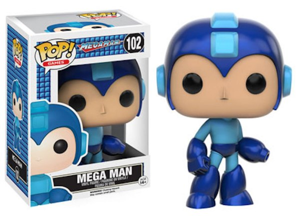 Funko POP! Mega Man 102 Mega Man