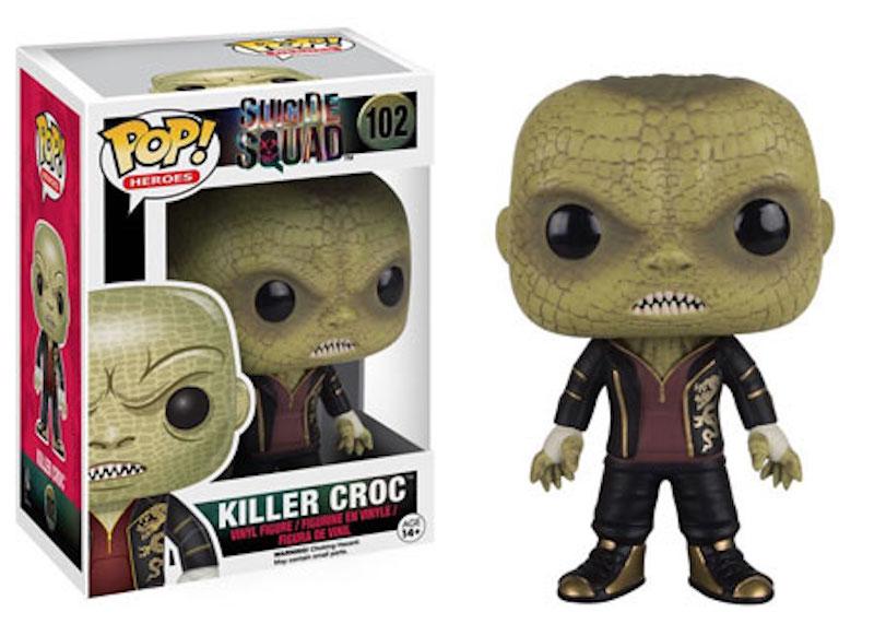 Funko POP! Suicide Squad 102 Killer Croc