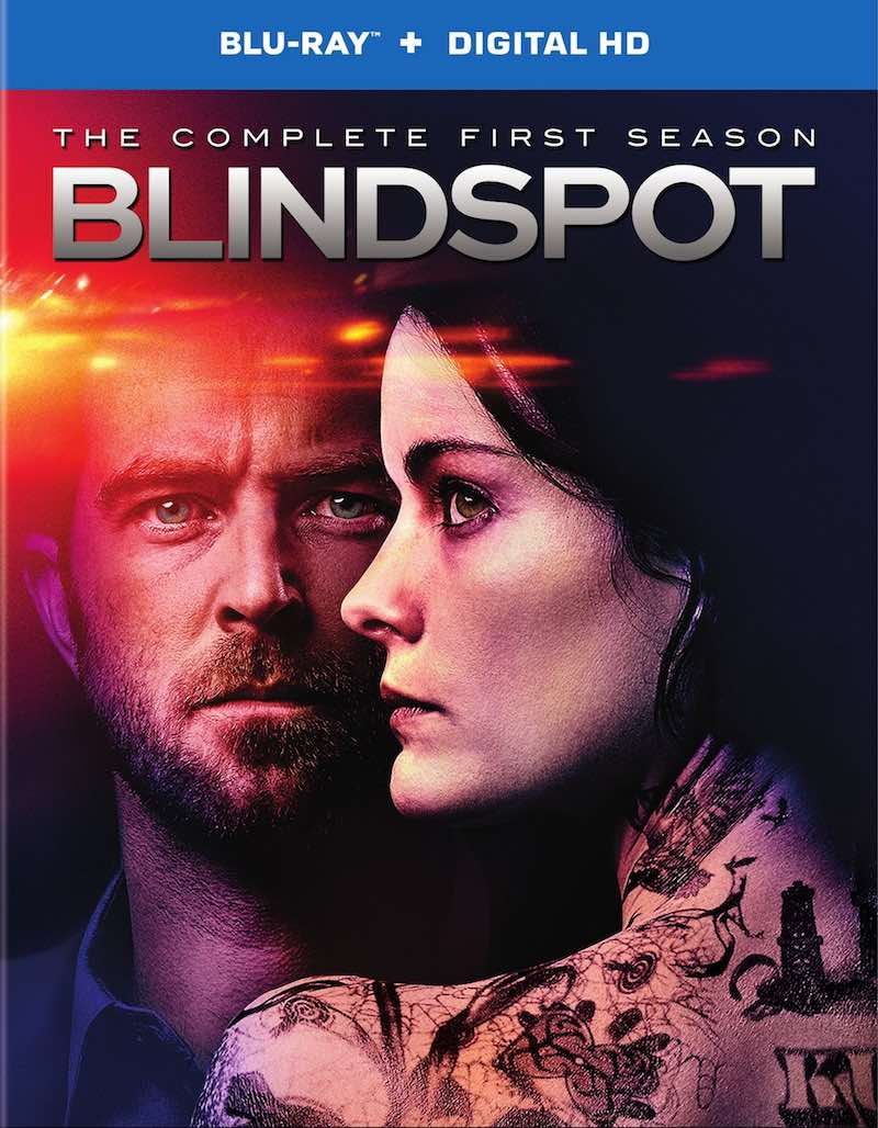 Blindspot The Complete First Season cover
