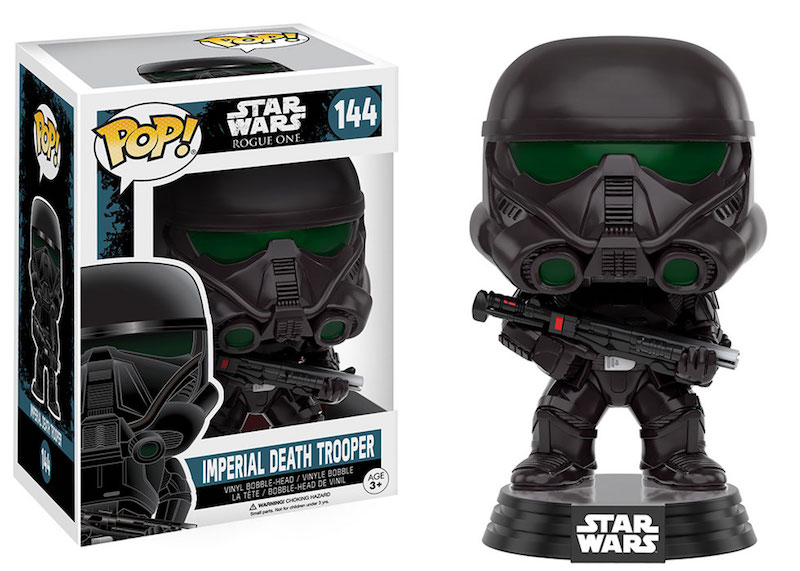 Funko Rogue One A Star Wars Story POP 144 Imperial Death Trooper