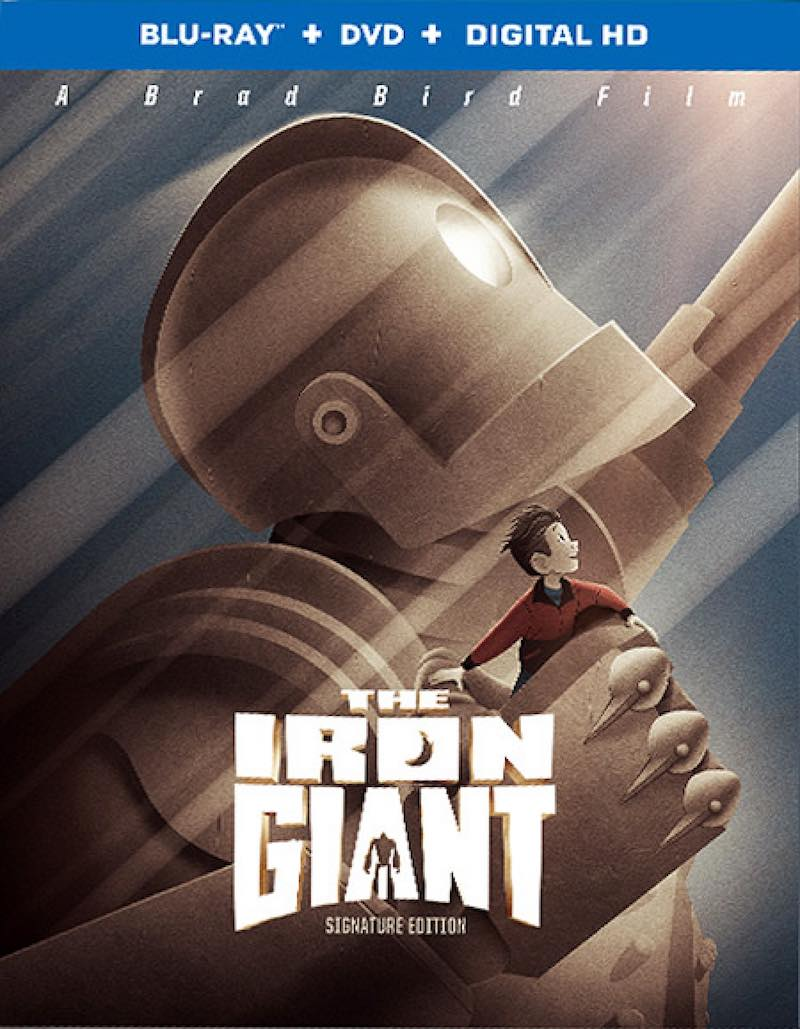 The Iron Giant Signature Edition cover