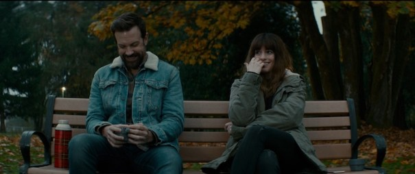 Colossal Anne Hathaway Jason Sudeikis