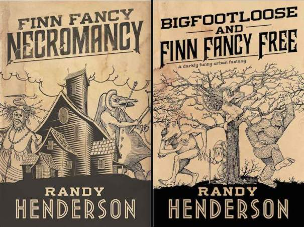 Randy Henderson Smells Like Finn Spirit