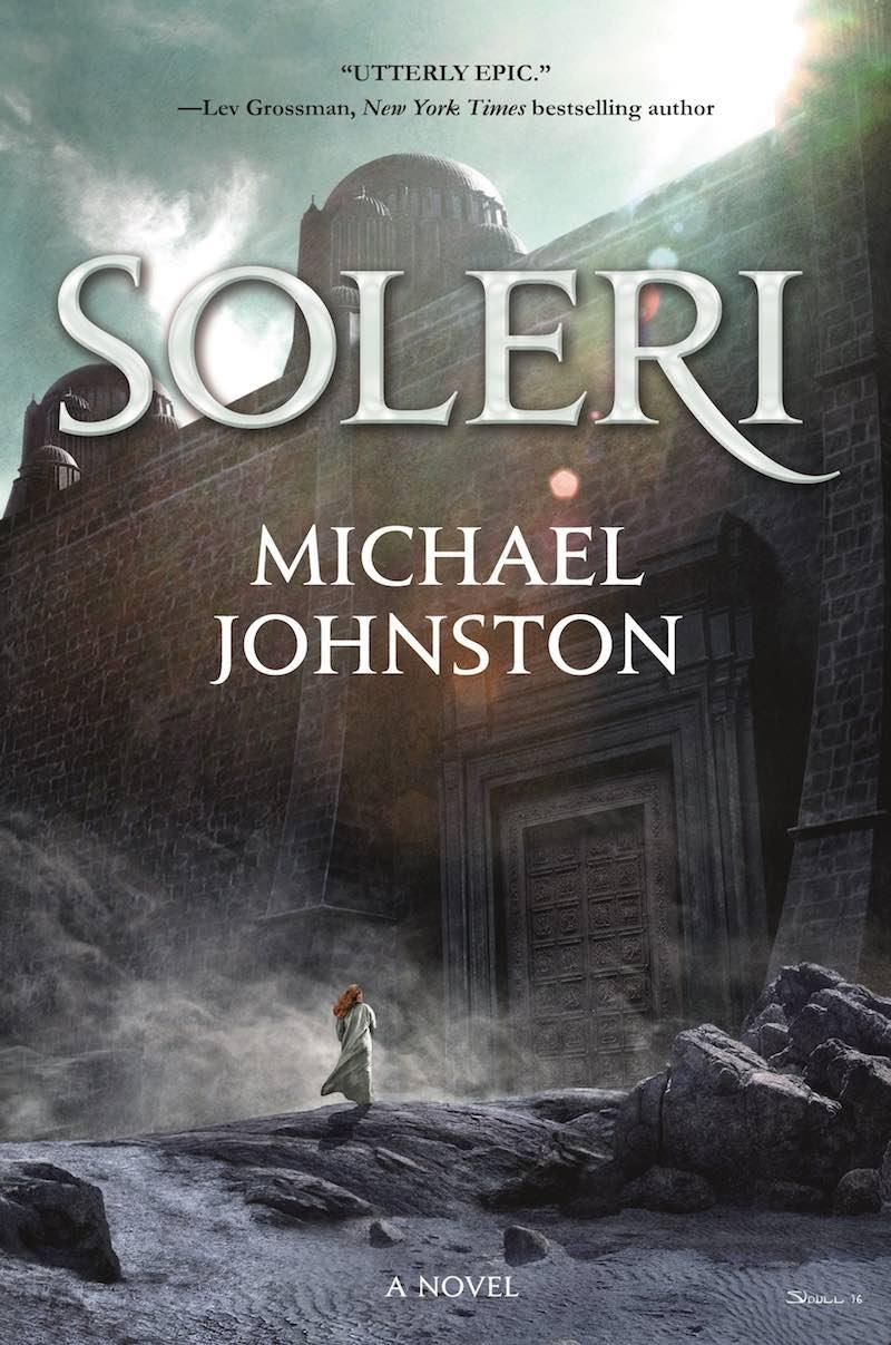 Michael Johnston Soleri