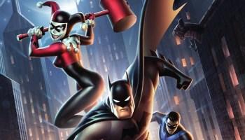 Batman And Harley Quinn Blu-ray, DVD Review