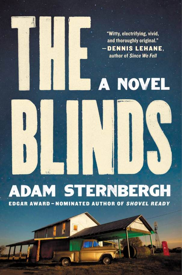 Adam Sternbergh Shovel Ready Near Enemy The Blinds