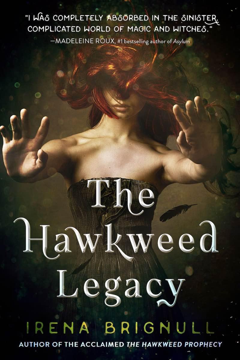 Irena Brignull The Hawkweed Prophecy The Hawkweed Legacy