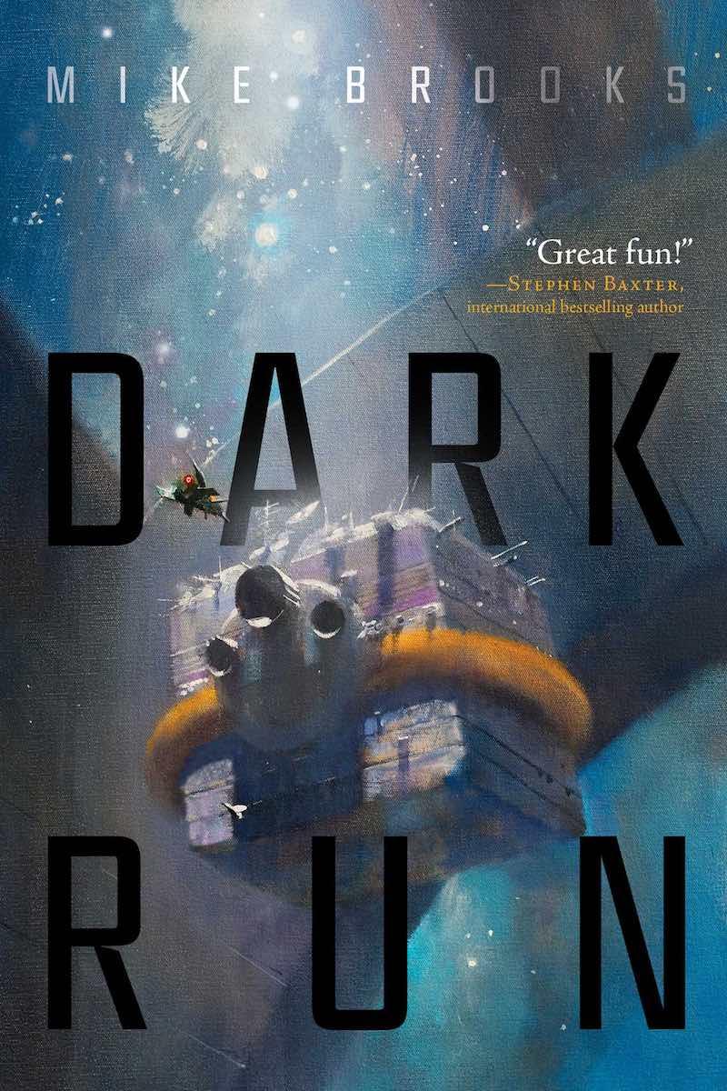 Mike Brooks Keiko Dark Run Dark Sky Dark Deeds