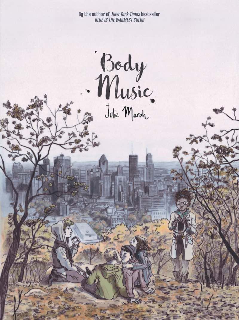 Julie Maroh Body Music