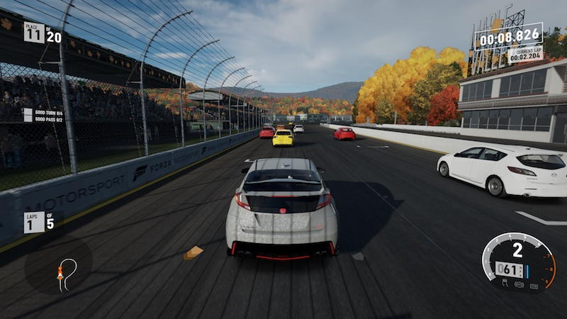 Best Games Of 2017 Forza Motorsport 7