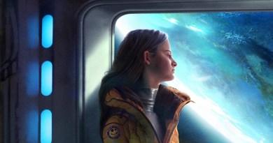 Carrie Vaughn Martians Abroad